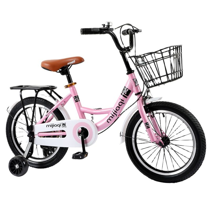 Children's Bicycle 12-14-16-18-20 Inch Boys And Girls Outdoor Riding Stroller 3-9 Years Old Mountain Bike