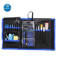 80 in 1 Precision Screwdriver Set Magnetic Phone Repair Tool Kit with Portable Bag for iPhone Computer Precision Repair Tool Set