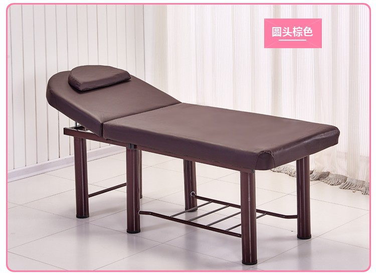 A Professional Portable Spa Massage Tables 185X70cm Salon Furniture PU Massage Bed Multifunction Thick Beauty Massage Table