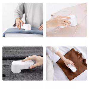 Image 5 - Original Xiaomi Mijia Portable Lint Remover Hair Ball Trimmer Sweater Remover 5 Leaf Cutter Head Mini Motor Trimmer