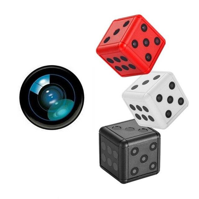SQ16 1080P Mini Camera Cam Night Vision Camcorder Action Mini Camera DV Video Voice Recorder Micro Camera White Black Red