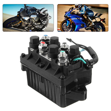 1 Pcs 2 Wire Plug 12V Power Trim & Relay For 40-225HP Yamaha 4 Stroke Outboard Engine Etc Repalce 63P-81950-00-00 цены онлайн