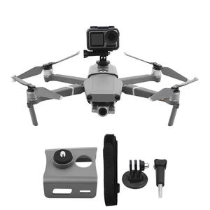Image 2 - Para DJI MAVIC Pro Drone OSMO, cardán con mango de bolsillo/DJI osmo Action GOPRO, Kit de expansión Insta360, soporte de luz de relleno para cámara