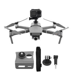 Image 2 - for DJI MAVIC Pro Drone OSMO POCKET Handle Gimbal/DJI osmo Action GOPRO Insta360 Expansion Kit Camera Fill Light Holder Mount