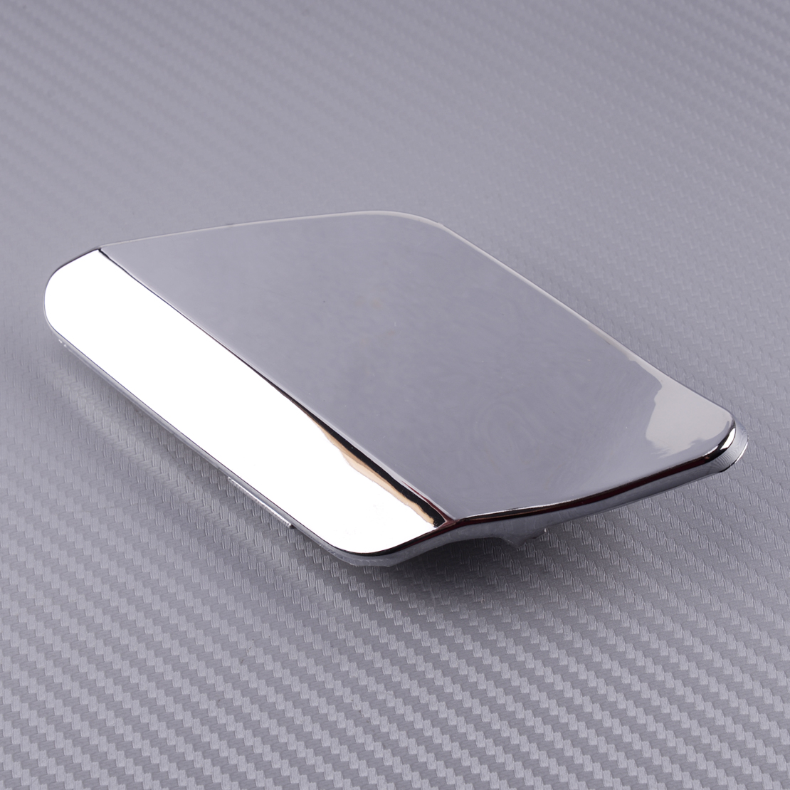 1668851223 Front Bumper Chrome Tow Eye Hook Cover Fit for Mercedes W166 ML350 ML500