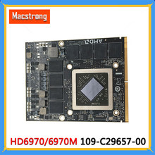 Tested A1312 Graphics Card 109-C29657-10 1GB Radeon HD6970 6970M for iMac 21