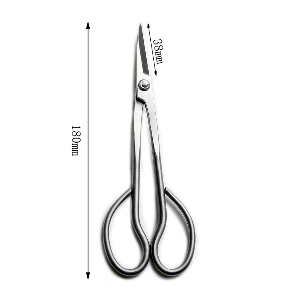 Nożyczki nożowe o długości 180 mm standard jakości poziom 3Cr13 - Narzędzia ogrodnicze - Zdjęcie 2