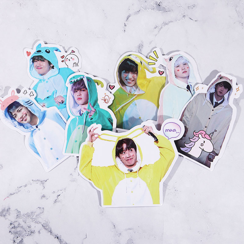 BTS Stickers Official Collection