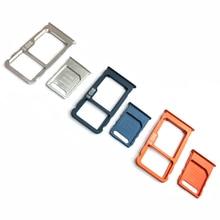 Для Nokia 3,1 Plus держатель лотка для sim-карты гнездо SD слот Repalcement Часть 1 комплект