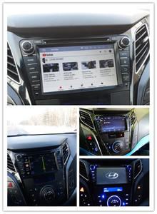Android 10.0 4+64GB Car DSP GPS Navigation CD DVD Player For HYUNDAI I40 2011-2016 Multimedia Player System Radio GPS Headunit