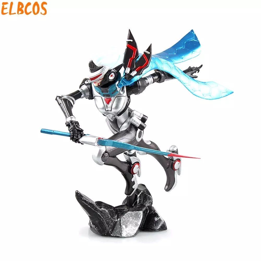 Details about  /LOL Game Laurent PVC Action Figure Collectible