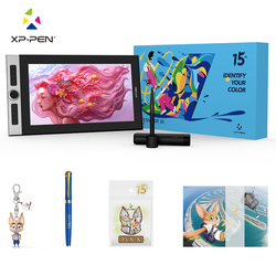 Xp-Pen Innovator 16 Anniversary Edition Grafische Tablet Tekening Monitor Display Animatie Digitale Windows Mac 8192 Niveau