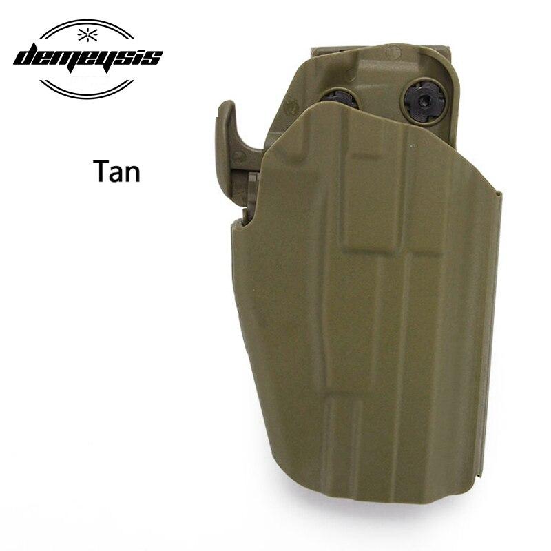 do exercito combate tiro caca cinto pistola 02