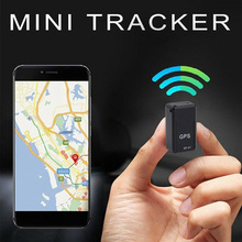 Mini GPS Tracker GPS Magnetic SOS Tracking Devices GSM-GPRS For Vehicle Car Child Location Trackers Locator Systems