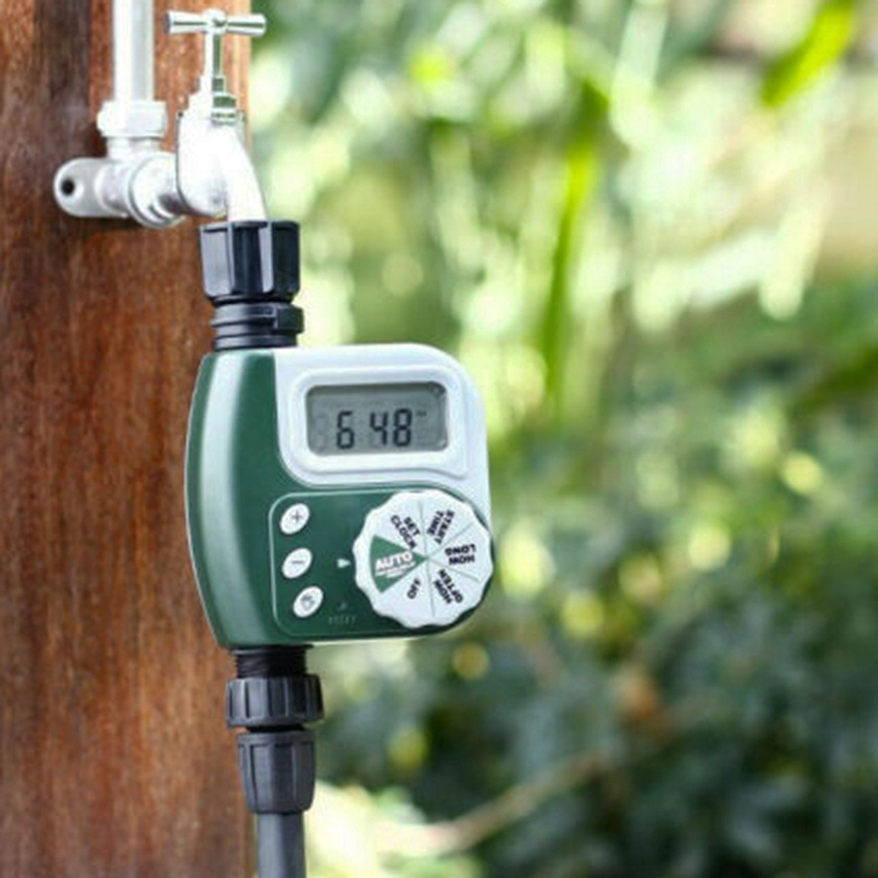 Electronic Garden Water Tap Timer Automatic Irrigation Controller Unit Digital|Garden Water Timers| |  - title=