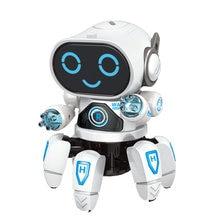 Rc робот smart Танцы Робот Электронные игрушки для ходьбы с