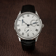 Fashion Men Mechanical Automatic Watches Gapphire Glass 50m