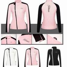 Новая одежда для гольфа Женская тонкая ветровка для гольфа быстросохнущая дышащая повседневная одежда для гольфа