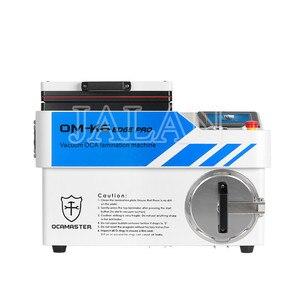 OCA Master машина для ламинирования, для iphone, samsung Edge, ЖК-дисплей, гибкий кабель, ламинирование, встроенный, для удаления пузырей