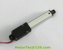 12V DC 30mm 50mm 100mm stroke 150mm/s speed  linear actuator free shipping