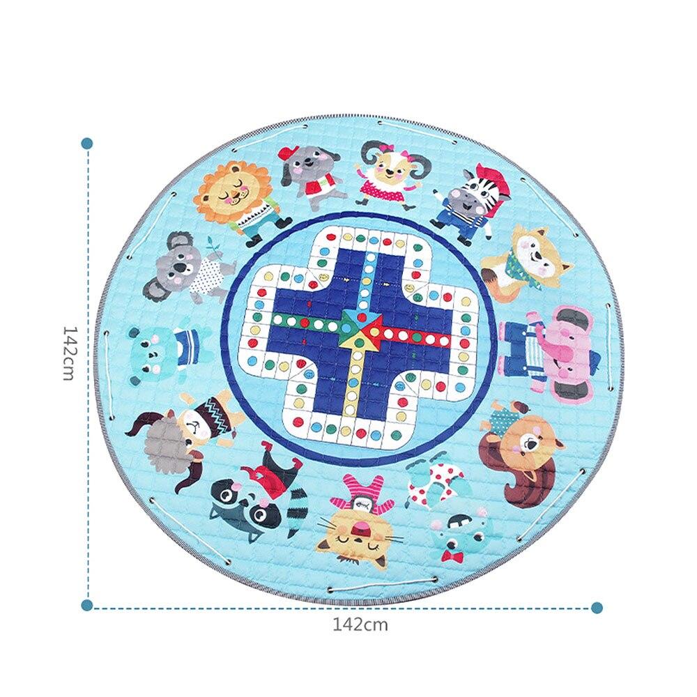Dos Desenhos Animados Não-Slip Tapete Tapetes Brinquedos