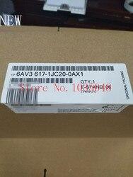 1PC 6AV3617-1JC20-0AX1 6AV3 617-1JC20-0AX1 nowy i oryginalny priorytet wykorzystanie dostarczania DHL # E
