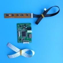 """Для LTN156HL01-104 diy kit плата контроллера экрана 15,"""" 1920X1080HDMI кабель драйвер Аудио ЖК-монитор EDP Мини светодиодный ноутбук"""