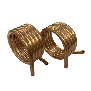 Copper Water Cooling Ring 540 Motor Water-Cooled Jacket Brass Cooling Tube for DIY RC Boats Models