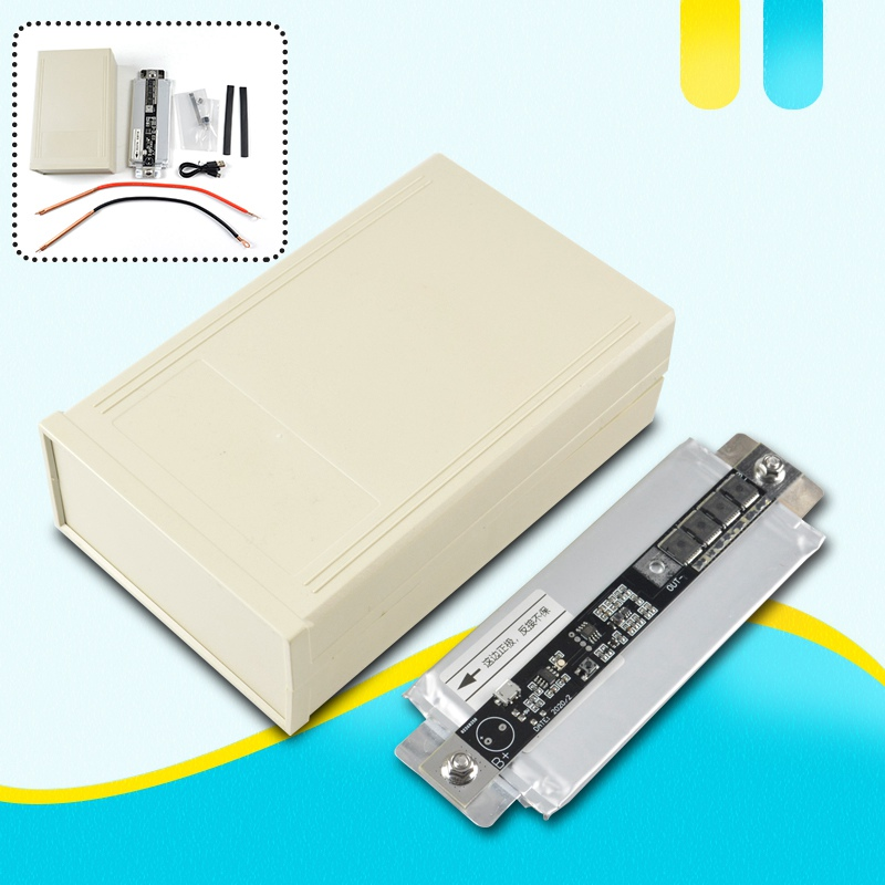 PINTUDY 3.7-4.2V Portable Mini Spot Welder DIY Nickel Strip Connector Battery 18650 Batteries Spot Welder Welding Equipment DIY