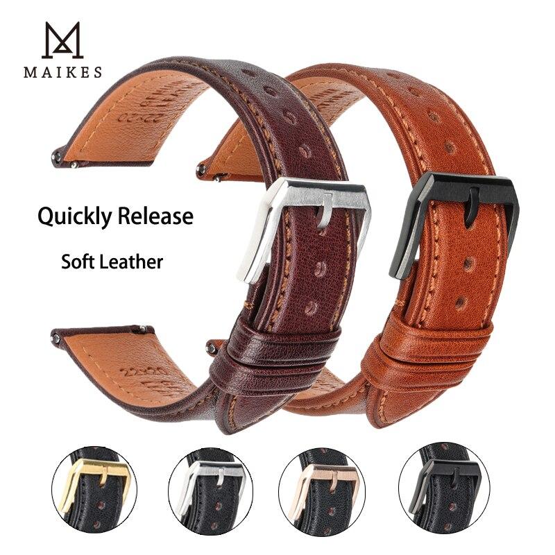 Высокое качество 20 мм 22 мм быстросъемный ремешок для часов Huawei Watch GT 2 ремешок Smartwatch замена мягкий браслет