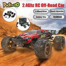 Пикву GPTOYS Радиоуправляемый автомобиль беспроводной 2,4G Радиоуправляемый грузовик внедорожник с дистанционным управлением гоночный автомо...