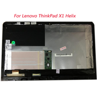 11.6 ''LCD Touch Montage FÜR lenovo Thinkpad X1 Helix B116HAT 03 2 FRU:04X0374 Mit Touch Digitizer 1920*1080 30pins