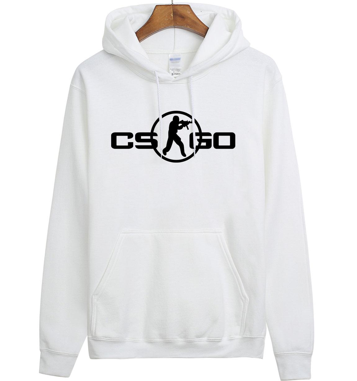 2018 New Casual Funny Hoodies Print CSGO CS:GO Sweatshirts Spring Autumn Men Pullover Hoodie Tracksuits Fitness Sportwear Hoody