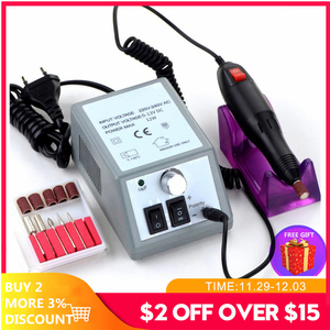 Professional Electric Manicure