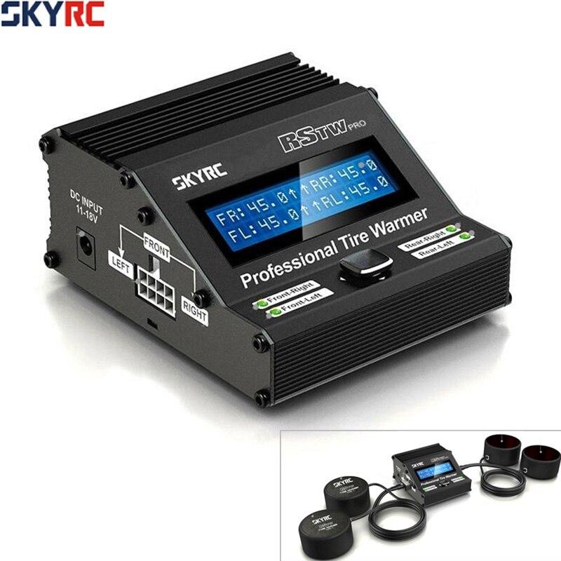 SKYRC подогреватель шин Электронный температурный контроль MCU RSTW для 1/10 Электрический туристический автомобиль RC гоночный Дрифт автозапчаст...