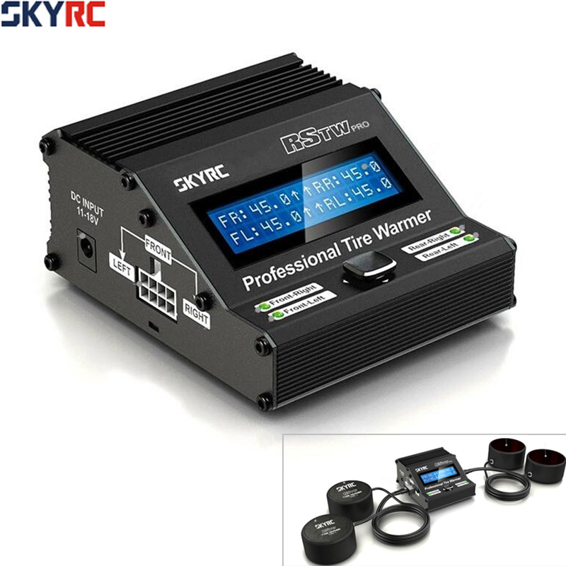 SKYRC Tire Warmer Electronic Temperature Controlled MCU RSTW For 1/10 Electric Touring Car RC Racing Drift Car Parts