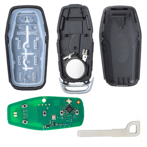 Image 4 - KEYECU M3N A2C31243300 Smart Remote Key Fob 5 Button FSK 902MHz 49 Chip Fob for Ford F 150 F 250 2015 2016 2017 P/N: 164 R8117