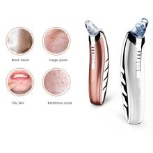 Vacuum Blackhead Acne Cleaner Pore Remover Electric Skin Facial Cleanser Care Acne Suction Facial Cleaning Tool