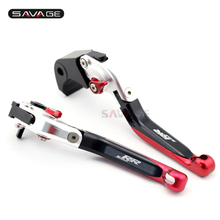 Brake Clutch Levers For BMW S1000RR 2010-2018/ HP4 2012-2015 Folding Extendable Adjustable Motorcycle Accessories Logo S1000 RR motorcycle accessories cnc adjustable folding extendable brake clutch lever for bmw s1000rr 2010 2015