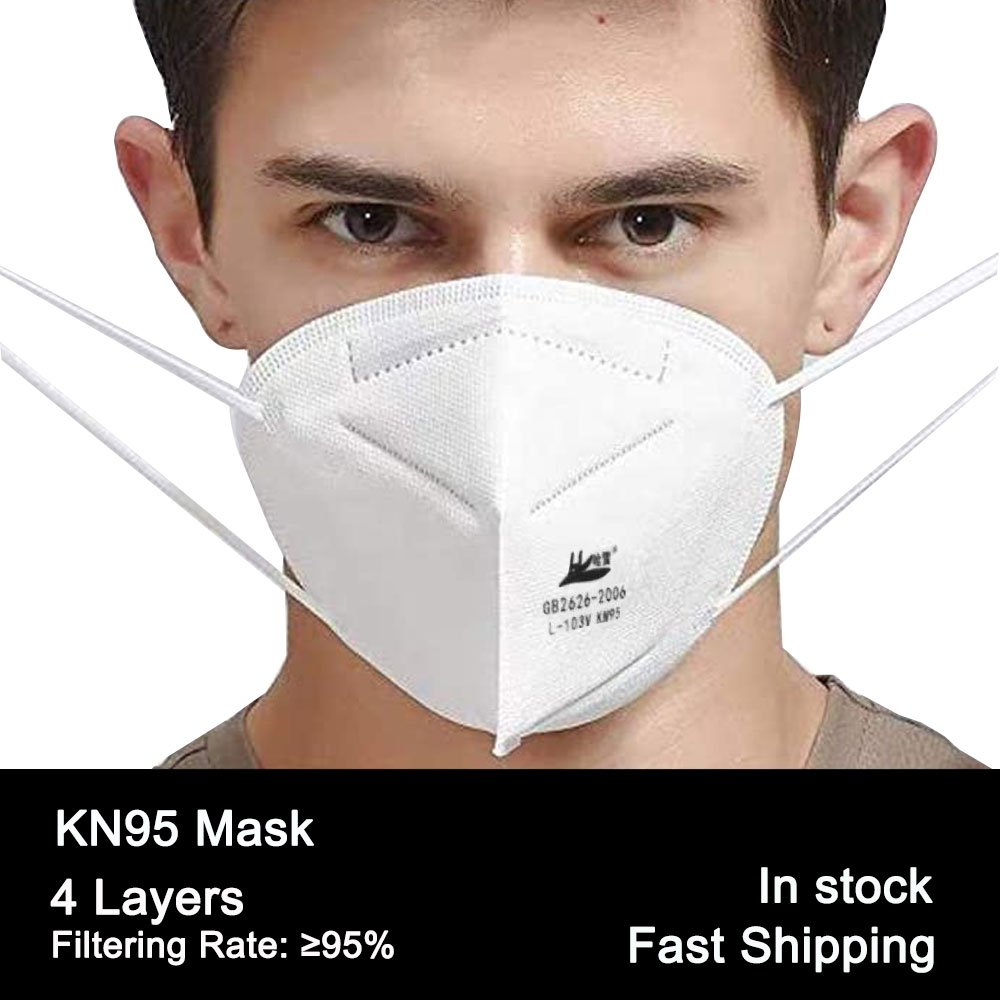 N95 Respirator Mask Reusable Face Mask KN95 Filter PM2.5 Dust Flu Protective Masques Anti-pollution Mouth Caps Mascarillas