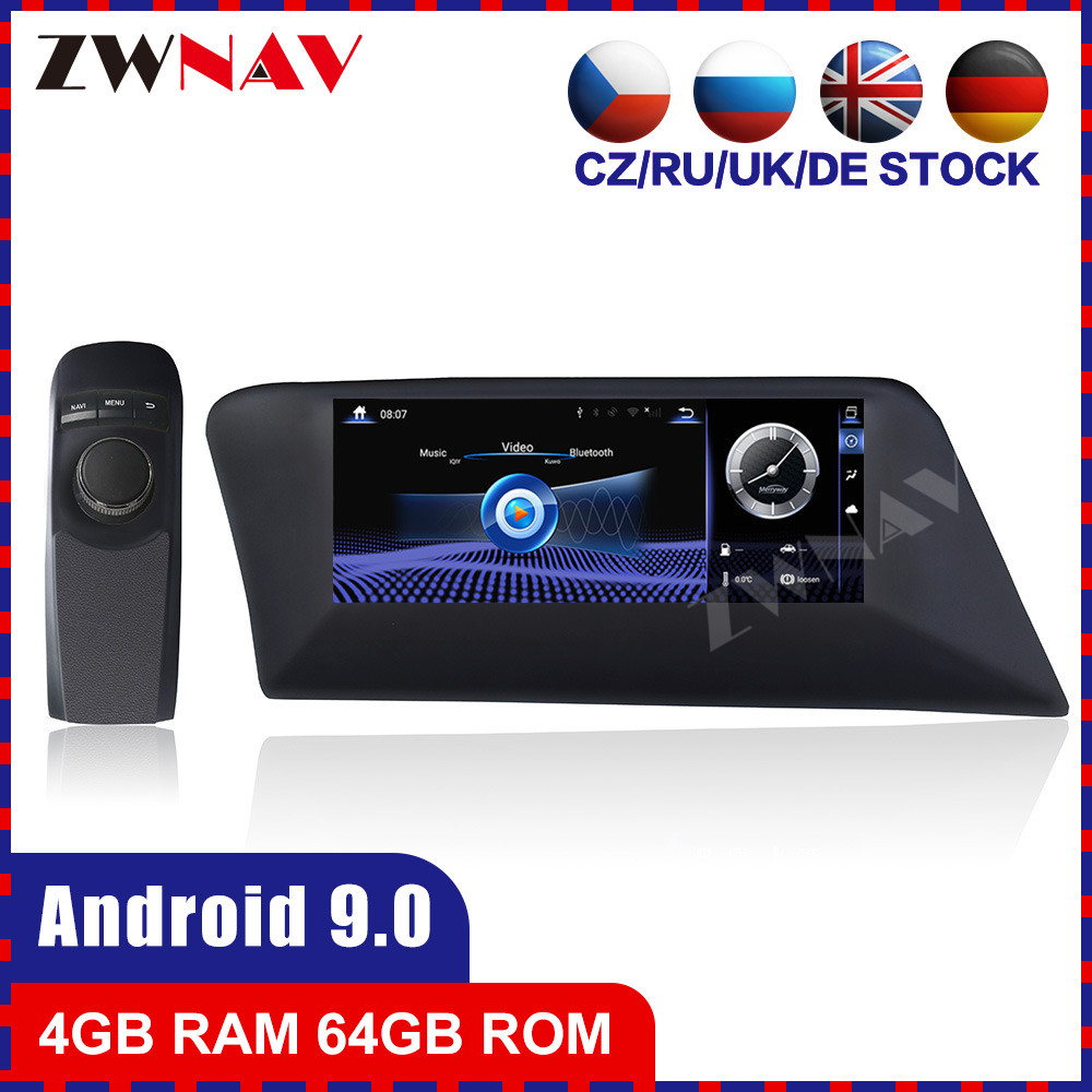 4G+64G Android 9.0 Car multimedia Player For <font><b>Lexus</b></font> RX270 RX350 RX450 <font><b>2009</b></font>-2014 car GPS navi stereo radio tape recorder head unit image