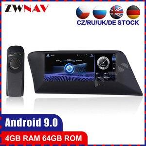 Lecteur multimédia de voiture 4G + 64G Android 9.0 pour Lexus RX270 RX350 RX450 2009-2014 voiture GPS navi stéréo radio magnétophone unité principale