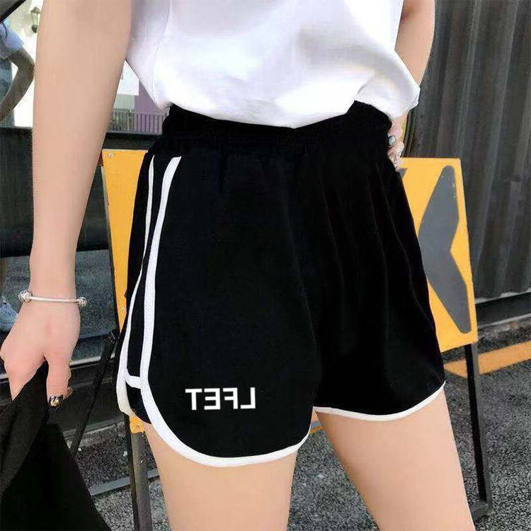 Plus Women Cotton Pajama Shorts Drawstring Waist Patchwork Casual Sleepwear Short Pant Pajamas Shorts Loose Lounge Home Cloth