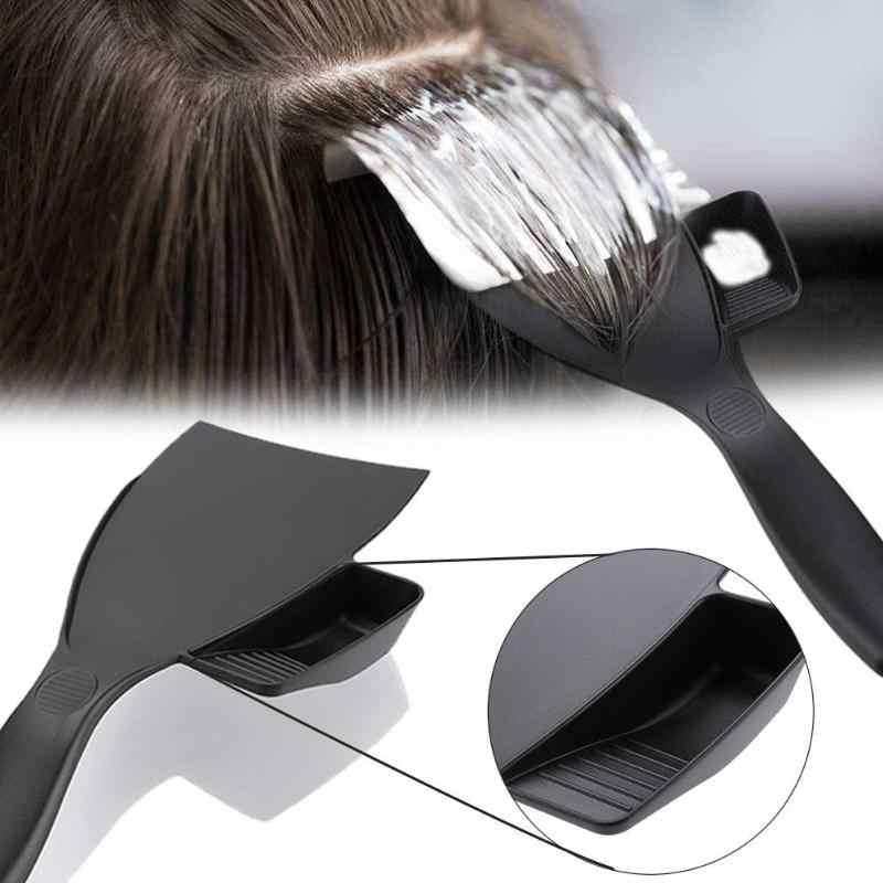 2 em 1 Cabeleireiro profissional Tingimento Placa DIY Coloração Do Cabelo Placa de Revestimento para Barber Hair Styling Ferramentas de Matiz