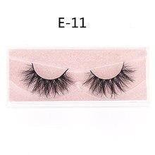 Veyelash 3D Mink Lashes 100% handmade individual 3d lashes false eyelashes wholesale dramatic eyelash  extension makeup