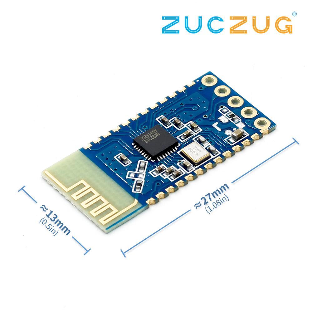 JDY-31 SPP-C Bluetooth серийный сквозной модуль беспроводное последовательное устройство связи от машины беспроводной SPPC заменить HC-05