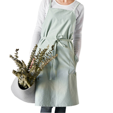 Senyue Waitstaff Hairdresser Carpenter Bartender Tattoo Painter Florist Gardener Chef Catering Uniform aprons for woman