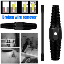 Damaged screw extractor drill bits water pipe broken bolts remover