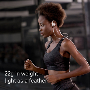 Image 5 - Baseus S17 스포츠 무선 이어폰 블루투스 5.0 이어폰 헤드폰 샤오미 아이폰 이어폰 버드 핸즈프리 헤드셋