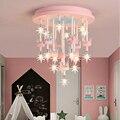 Современный светодиодный потолочный светильник  простой Детский Светильник для спальни  креативный потолочный светильник для детской ком...